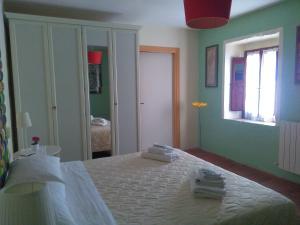 B&B Villa d'Aria, B&B (nocľahy s raňajkami)  Abbadia di Fiastra - big - 2