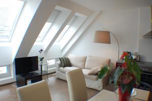 Alga Apartments am Westbahnhof, Apartmány  Vídeň - big - 4