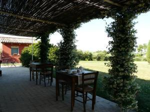 L'Antigo Granaro, Ferienhöfe  Agugliano - big - 59