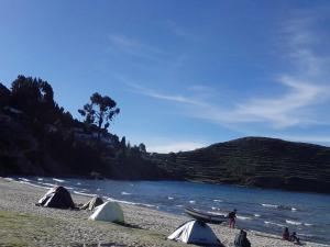 Willka Kuti Hostal - Lado Norte Isla del Sol, Гостевые дома  Комунидад-Чальяпампа - big - 45