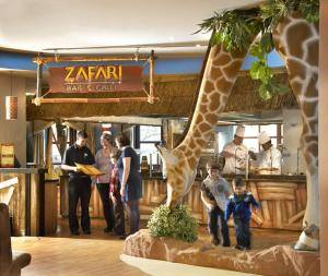 Chessington Safari Hotel (33 of 42)