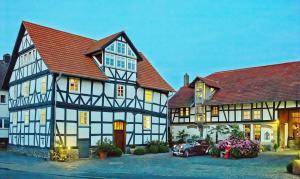 Romantik Hotel Zum Rosenhof - Homberg