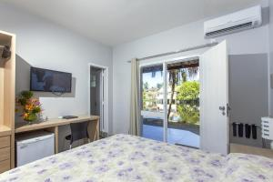 Standard Double Room Resort Tororomba