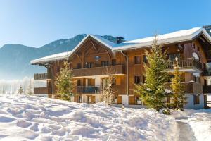 Location gîte, chambres d'hotes Lagrange Vacances Les Fermes de Samoëns dans le département Haute Savoie 74