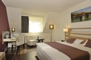 Ringhotel Goldener Knopf, Hotely  Bad Säckingen - big - 14