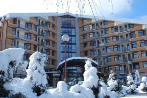PM Services Flora Apartments, Боровец