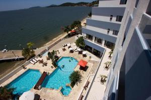 Hotel Villareal São Francisco do Sul, Отели  São Francisco do Sul - big - 51