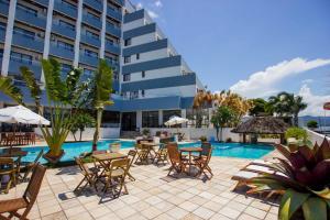Hotel Villareal São Francisco do Sul, Отели  São Francisco do Sul - big - 52
