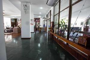 Hotel Villareal São Francisco do Sul, Отели  São Francisco do Sul - big - 66