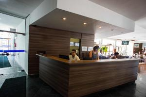 Hotel Villareal São Francisco do Sul, Отели  São Francisco do Sul - big - 78