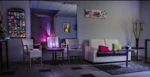 Appart'hôtel - Résidence la Closeraie, Aparthotels  Lourdes - big - 47