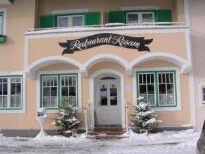 Rosam, Vendégházak  Sankt Gilgen - big - 22