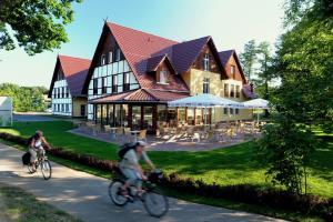 Hotel The Originals Kur und Wellnesshaus Spreebalance - Byhleguhrer Kaupen