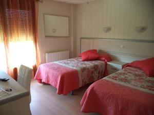 Hotel A Santiago, Szállodák  Belorado - big - 16