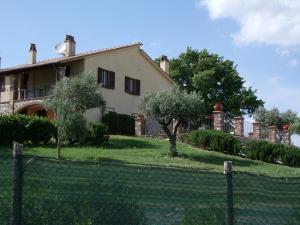 Agriturismo Il Pallocco, Farm stays  Montecastrilli - big - 93