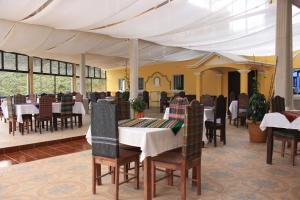 Hotel y Restaurante Eco - Chibulbult, Szállodák  Cobán - big - 12