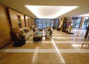 CK Serviced Residence, Апартаменты  Тайбэй - big - 74