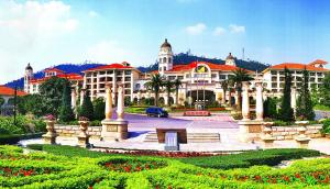 Phoenix City Hotel, Hotely  Zengcheng - big - 1