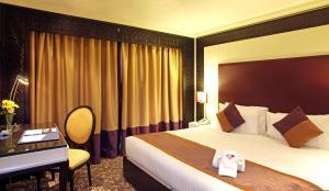 Carlton Tower Hotel, Hotely  Dubaj - big - 4