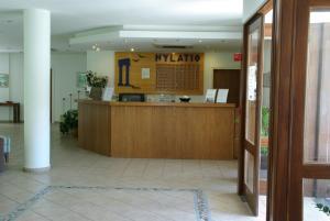 Hylatio Tourist Village, Апарт-отели  Писсури - big - 54