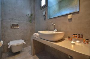 The Saint Vlassis, Hotels  Naxos Chora - big - 114