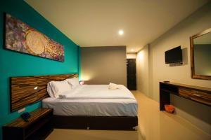 Dwella Suvarnabhumi, Hotel  Lat Krabang - big - 64