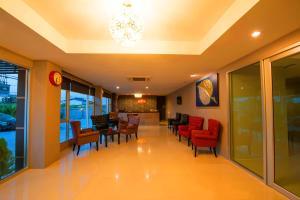 Dwella Suvarnabhumi, Hotel  Lat Krabang - big - 41