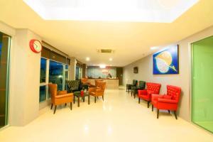 Dwella Suvarnabhumi, Hotel  Lat Krabang - big - 44