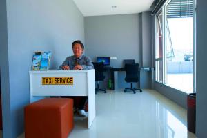 Dwella Suvarnabhumi, Hotel  Lat Krabang - big - 43
