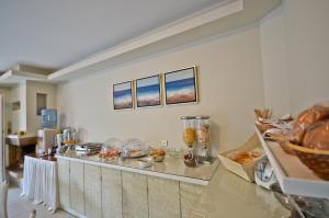 The Saint Vlassis, Hotels  Naxos Chora - big - 107