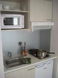 Appart'hôtel - Résidence la Closeraie, Apartmanhotelek  Lourdes - big - 7