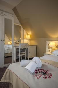 Hotel Carlina, Бялка