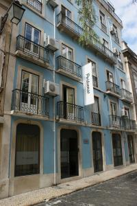Hotel Portuense, 1150-267 Lissabon