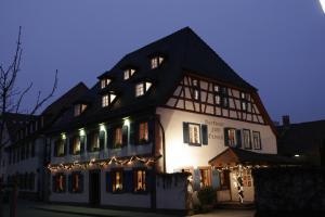 Hotel Restaurant Zum Ochsen - Büchenau