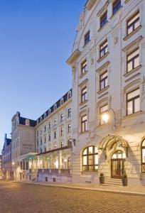 Clarion Grandhotel Zlaty Lev, Szállodák  Liberec - big - 11