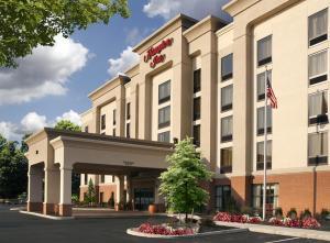 Hampton Inn Springfield South Enfield - Hotel