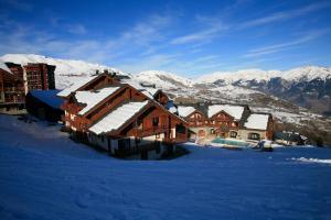 Résidence Odalys Les Alpages du Corbier - Hotel - Le Corbier