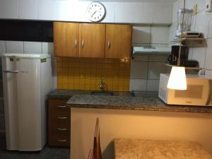 Apartamento Dragão do Mar, Апартаменты  Форталеза - big - 3