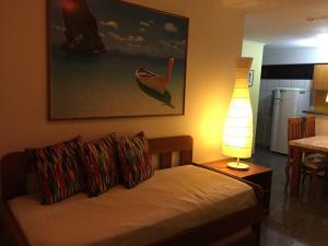 Apartamento Dragão do Mar, Апартаменты  Форталеза - big - 6