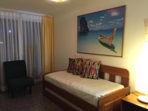 Apartamento Dragão do Mar, Апартаменты  Форталеза - big - 10