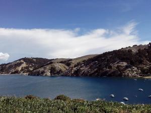 Willka Kuti Hostal - Lado Norte Isla del Sol, Гостевые дома  Комунидад-Чальяпампа - big - 1