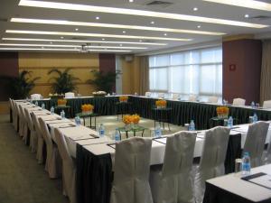 Guangzhou Baiyun Hotel, Hotely  Kanton - big - 19
