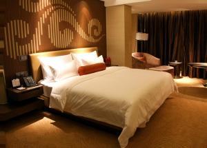 Guangzhou Baiyun Hotel, Hotely  Kanton - big - 12