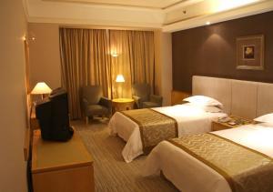 Guangzhou Baiyun Hotel, Hotely  Kanton - big - 48