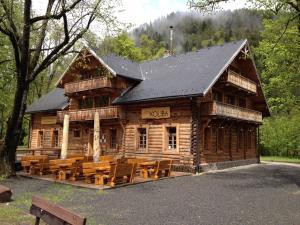 Pensiune Penzion Koliba Tatranská Kotlina Slovacia