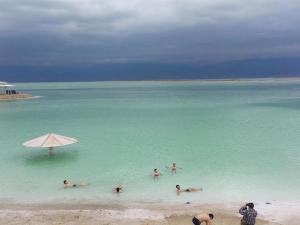 Nadia Hosting Dead Sea, Lodges  Neve Zohar - big - 13
