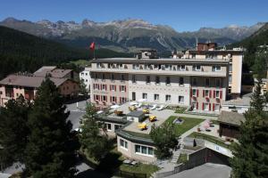 Hotel Bernina - Berninahäuser