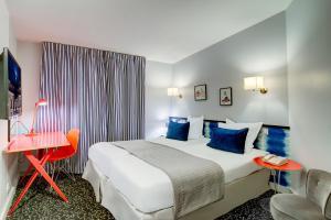 Hotel Acadia - Astotel, Szállodák  Párizs - big - 22