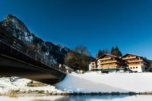 Parkhotel Sonnenhof, Hotely  Oberammergau - big - 34