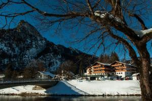 Parkhotel Sonnenhof, Hotely  Oberammergau - big - 46